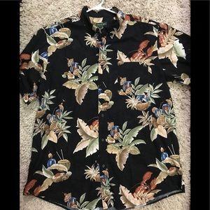 XLT David Taylor shirt